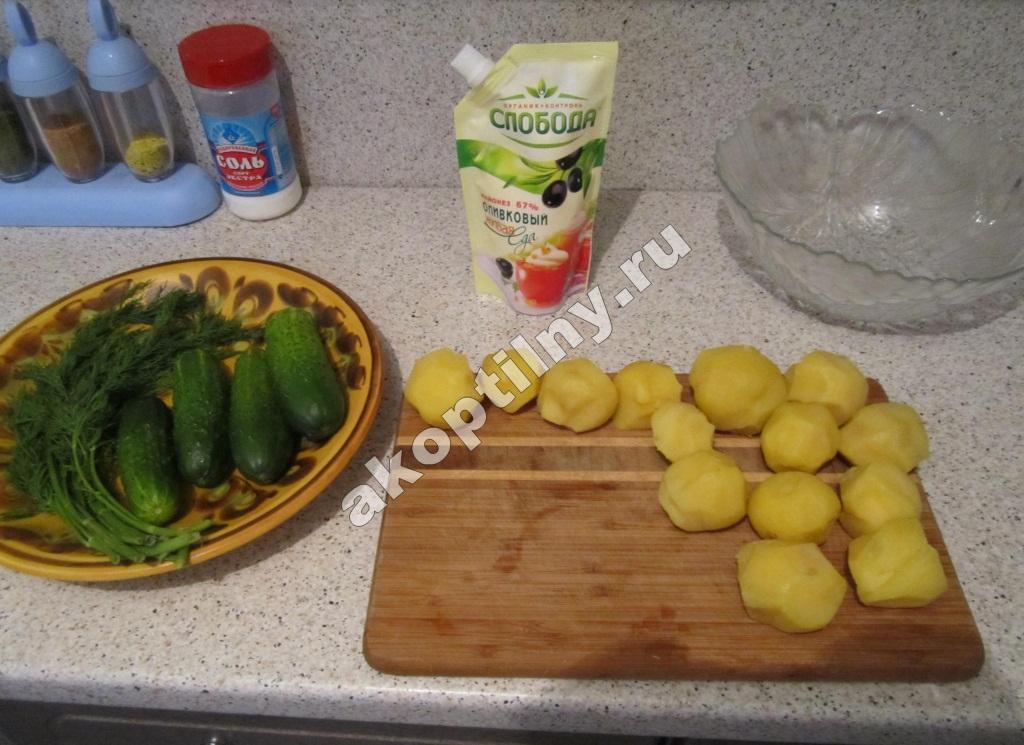 рецепты приготовления разнообразных салатов и закусок